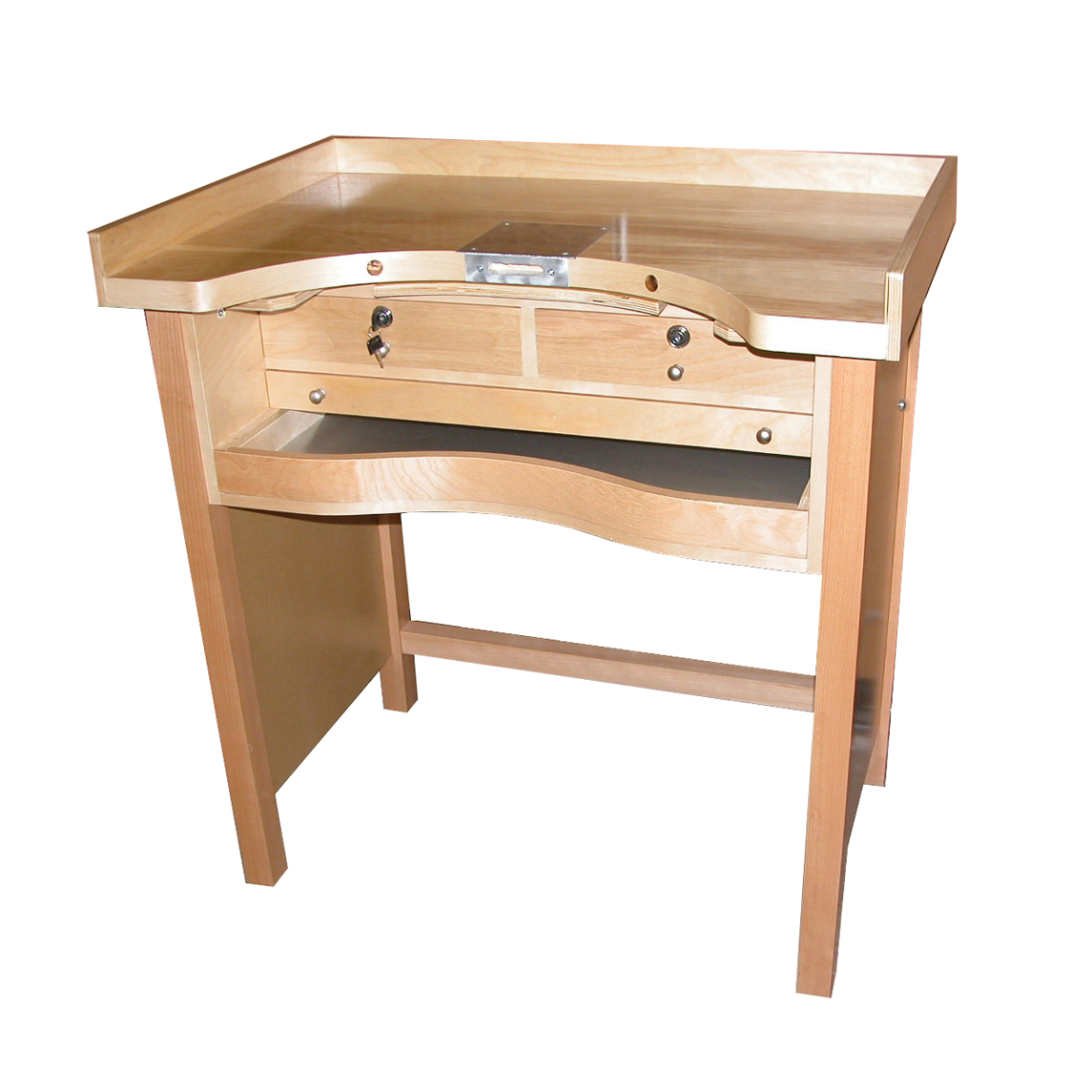 Berco Jewelry Item Workbench Premium Hardwood